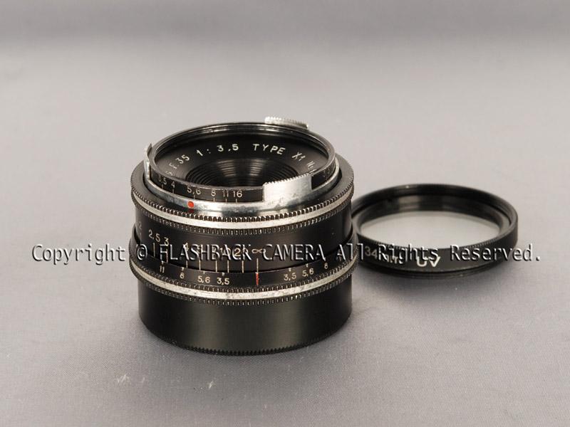 Angenieux 35mm f3.5 (L)