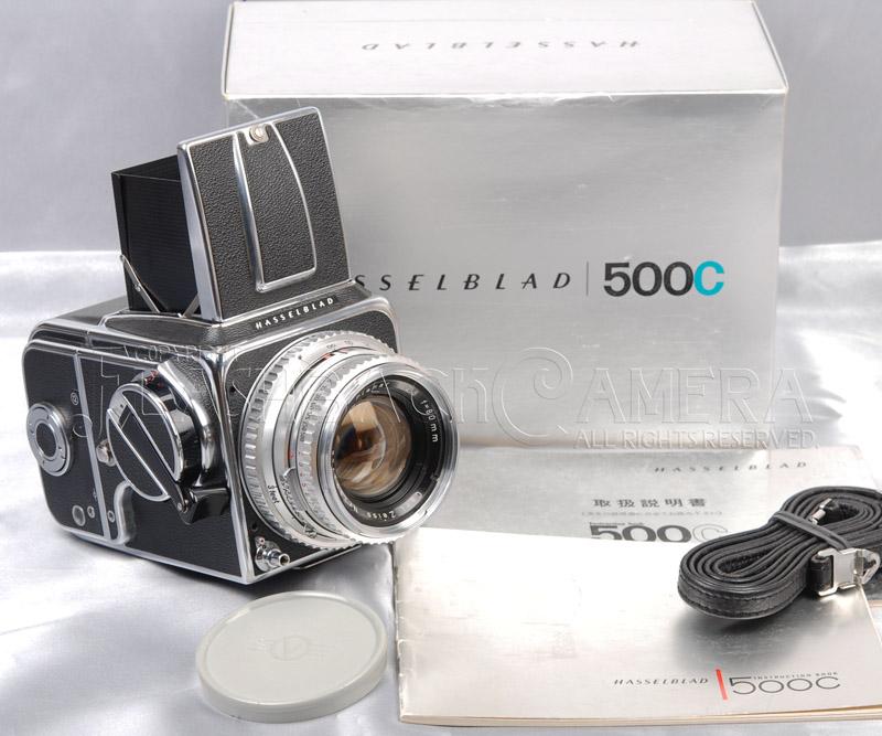 Hasselblad 500C + C 80/2.8 + 12