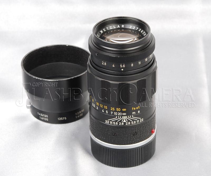 Elmarit 90mm f2.8 (M) Black
