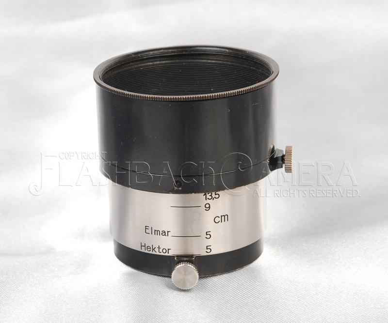 Leitz Lens Hood FIKUS Nickel