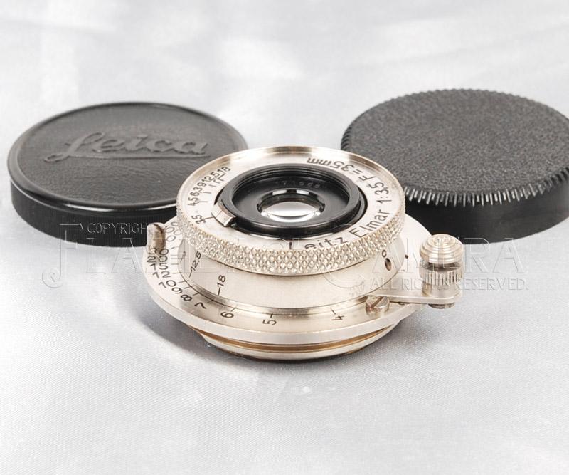 Elmar 35mm f3.5 (L) Nickel