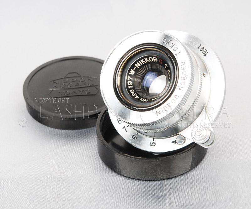 Nikkor 35mm 3.5 (L)