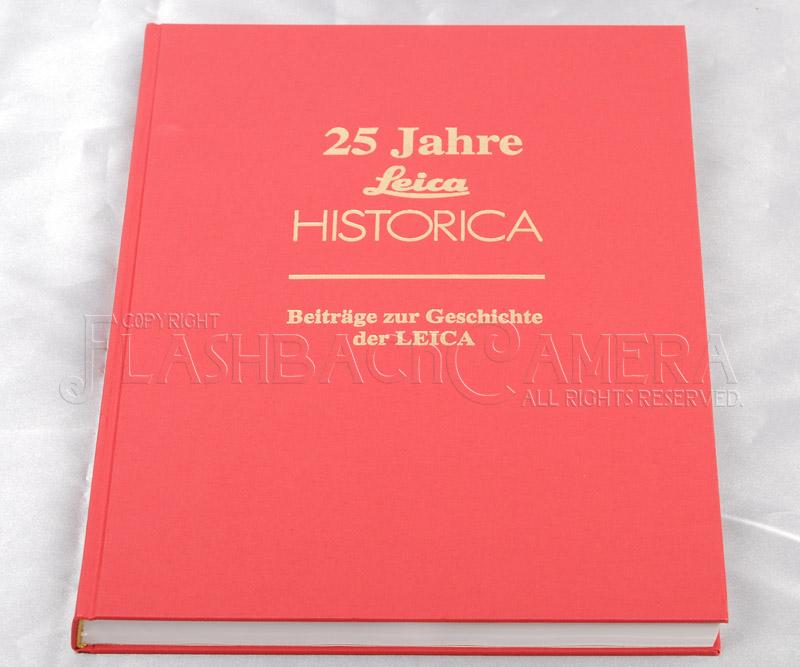 Book/ 25 Jahre Leica Historica