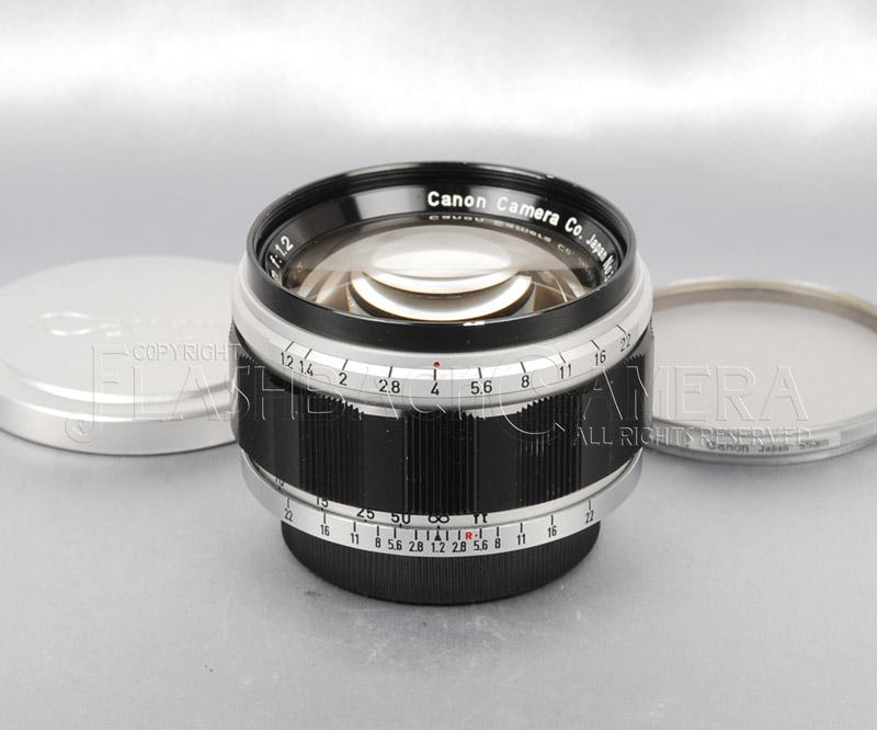 Canon 50mm f1.2 (L)