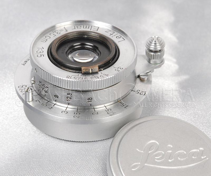 Elmar 35mm f3.5 (L)