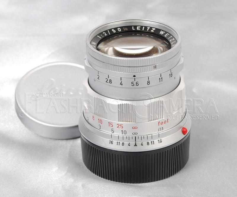 Summicron 50mm f2 (M)