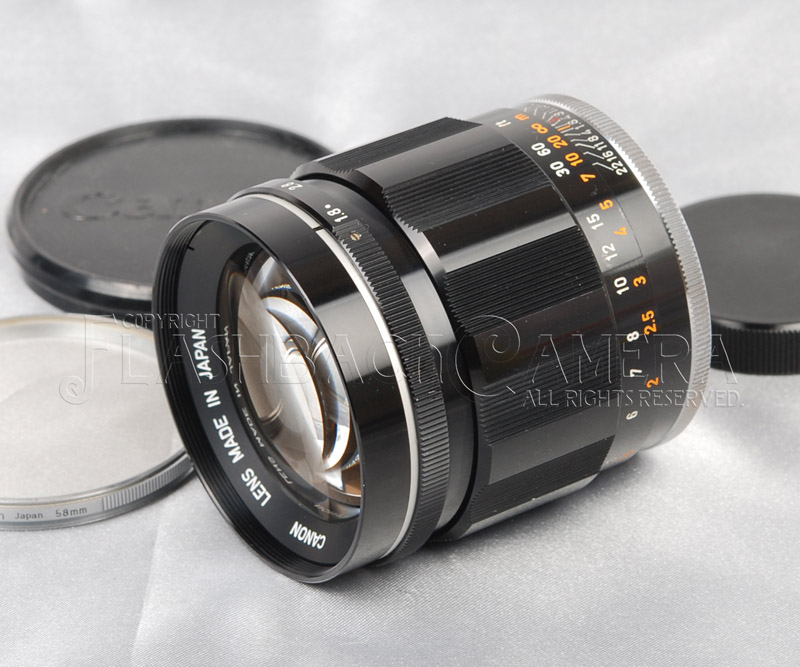 how to clean inside canon camera lens