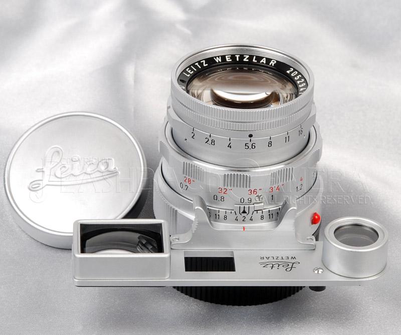 DR Summicron 50mm f2 (M)