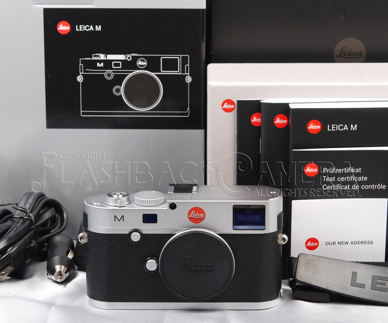 Leica M Chrome Typ 240 100 Years