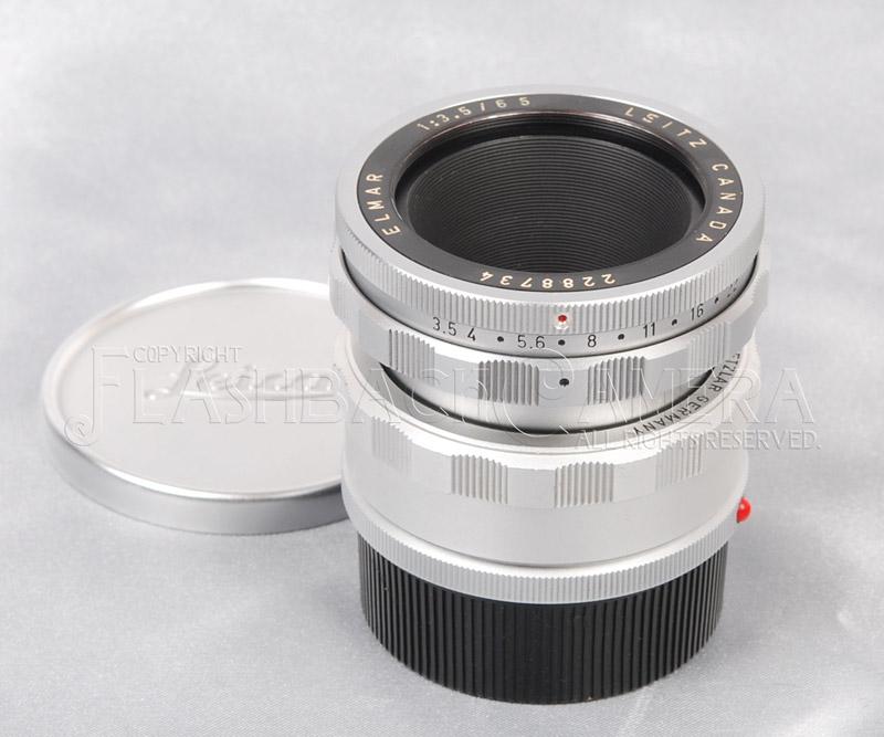 エルマー 65mm f3.5 ビゾフレックス用 + ヘリコイド16464K