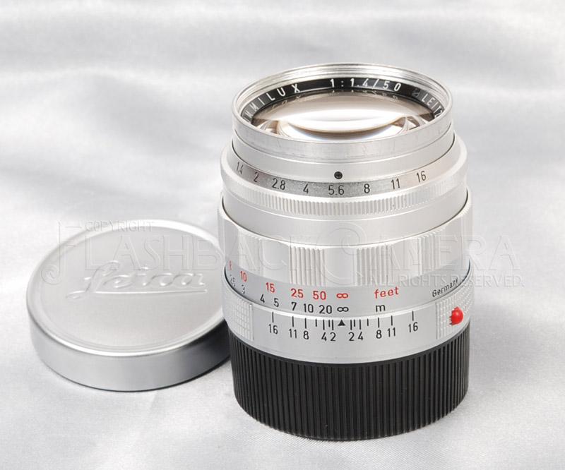 Summilux 50mm f1.4 (M) Early