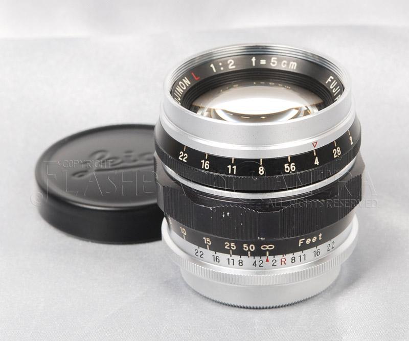 Fujinon 50mm f2 (L)