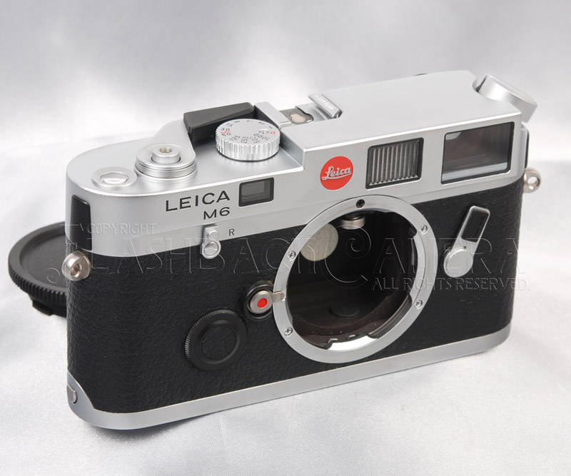 Leica M6 Chrome