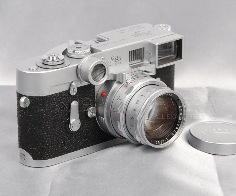 ライカ M2-R + DR ズミクロン 50mm f2 【ボディ、レンズOH済】