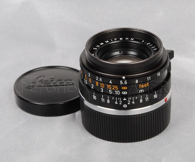 Summicron 35mm f2 (M) Black