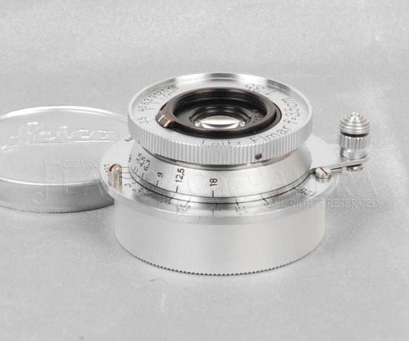 エルマー 35mm f3.5 (L) 【OH済】 Elmar 35/3.5