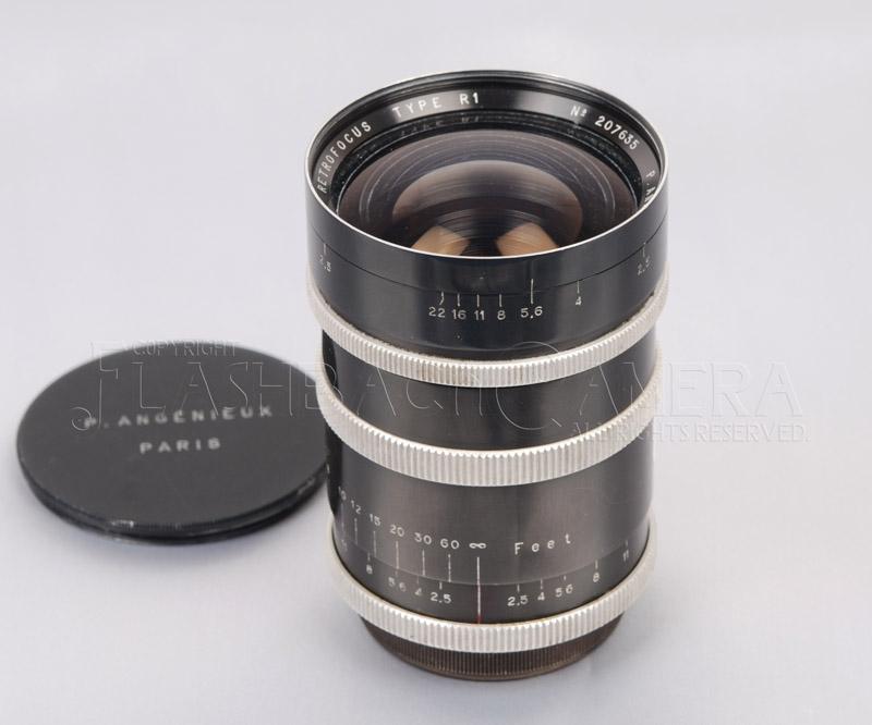 Angenieux 35mm f2.5 (L)