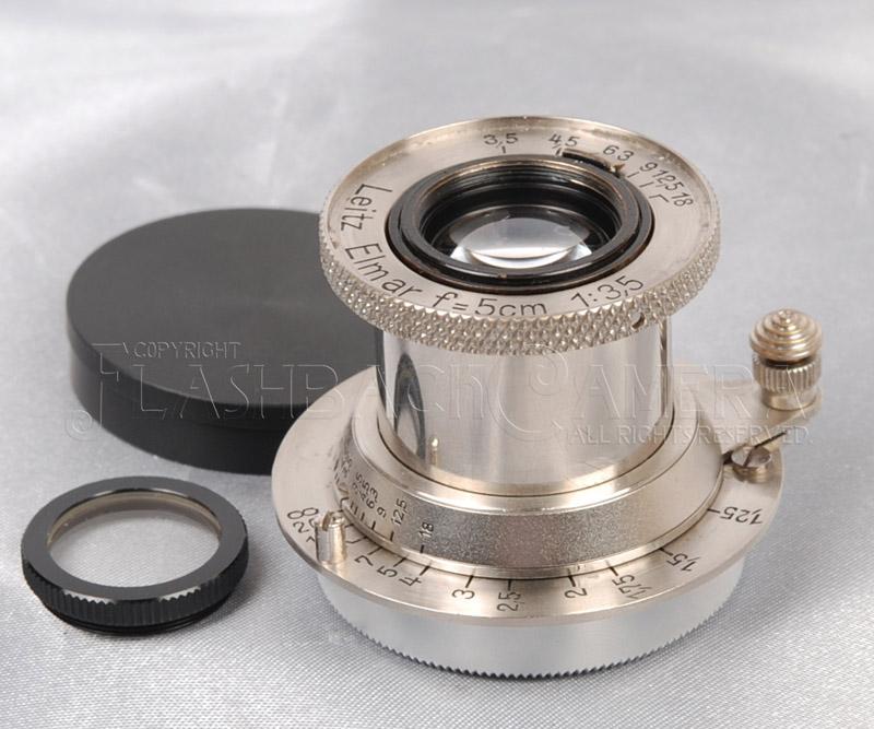 Elmar 50mm f3.5 (L) Early