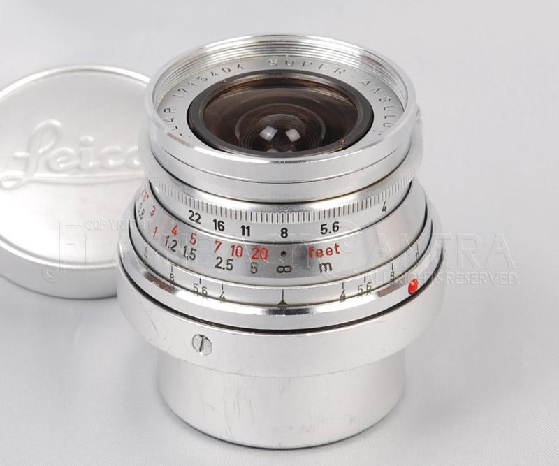 スーパーアンギュロン 21mm f4 (L/M) Super-Angulon 21/4
