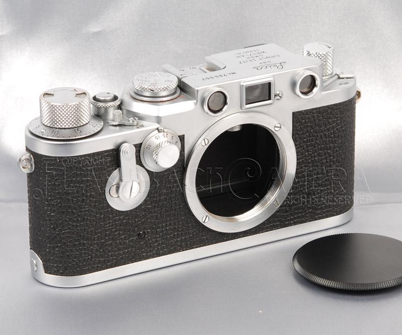 ライカ IIIf 赤ダイアル 整備済 Leica IIIf Red Dial