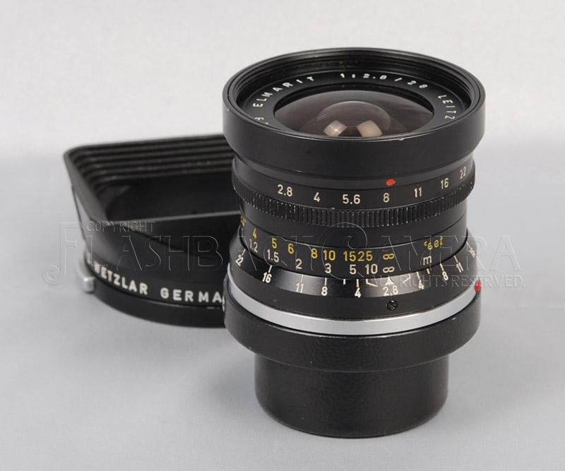 エルマリート 28mm f2.8 (M) 初代 黄スケール Elmarit 28/2.8