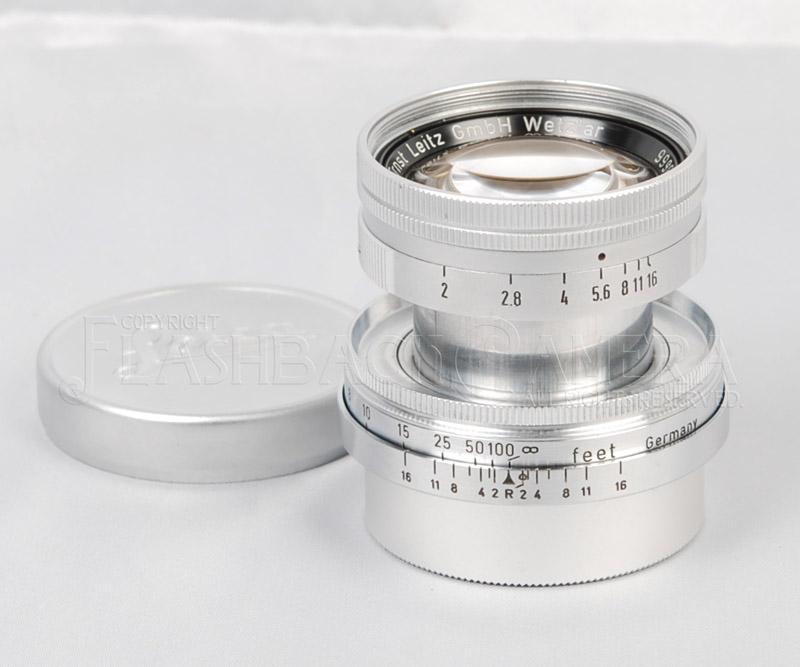 沈胴ズミクロン 50mm f2 (L) Summicron 50/2