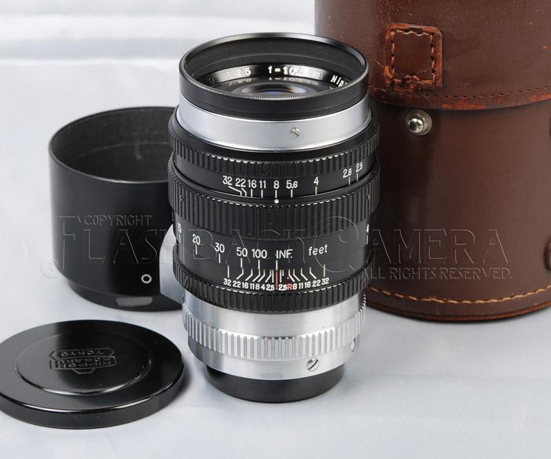 Nikkor 105mm f2.5 (L)