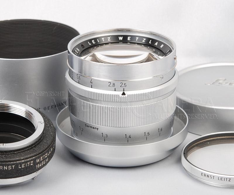 ビゾ用ヘクトール Visoflex Hektor 125mm f2.5