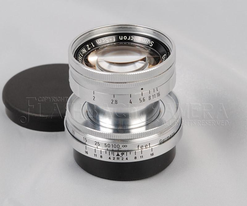 Summicron 50mm f2 (L)