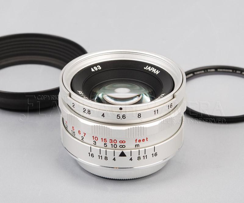 ヘキサノン 35mm f2 (L) シルバー Hexanon 35/2