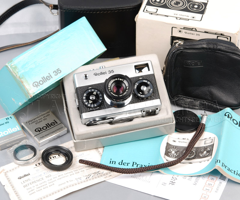 Rollei 35 Chrome Germany