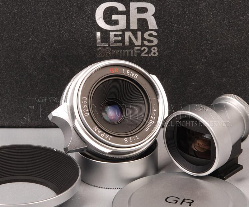 RICOH リコー GR 28mm f2.8 (L)