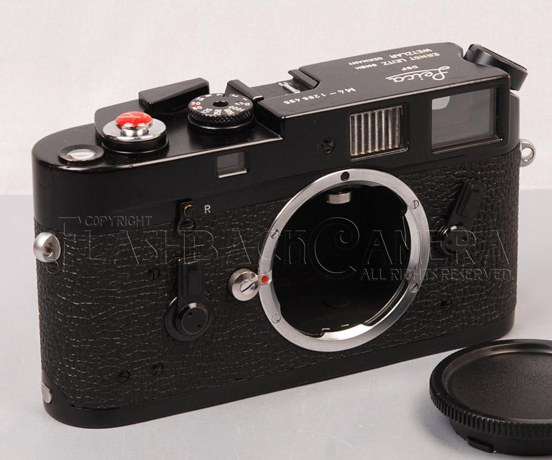 ライカ Leica M4 Black Paint