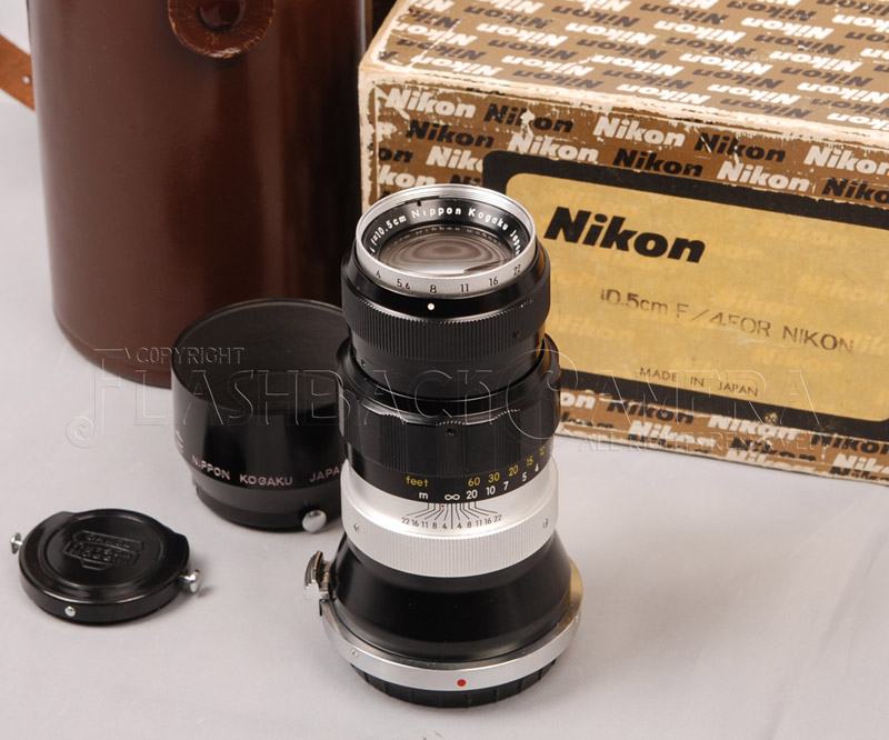 Mountain Nikkor 105mm f4 (S) マウンテン ニッコール