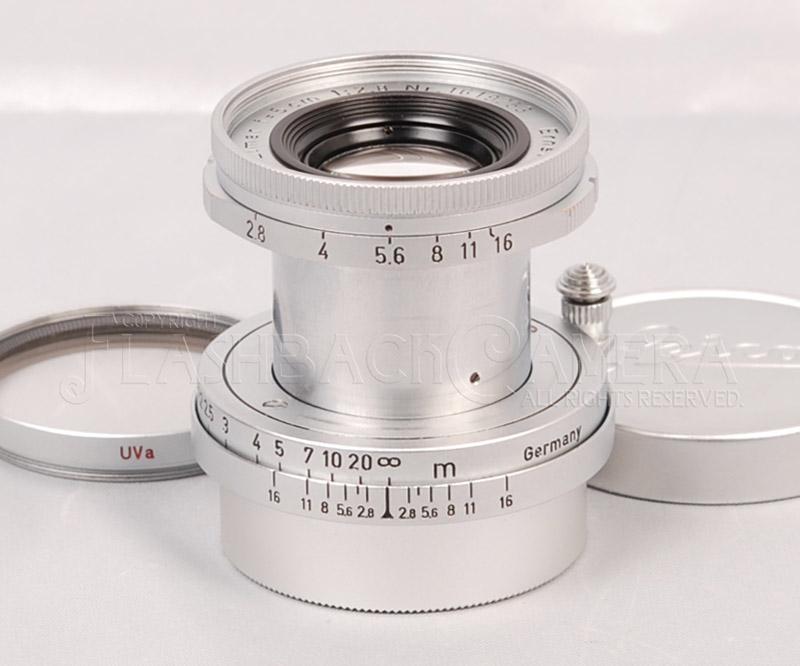 Elmar 50mm f2.8 (L) エルマー