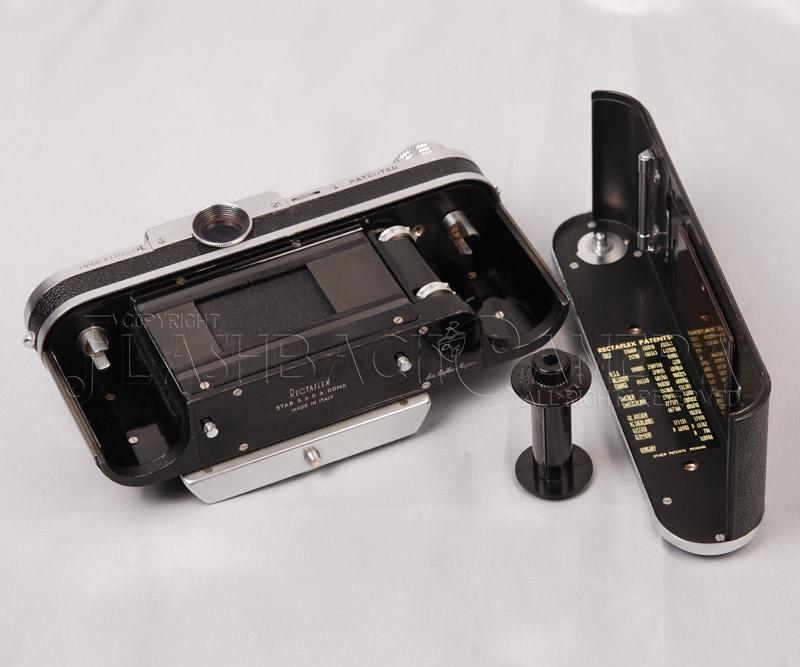 Rectaflex 1000 + Angenieux 50mm f1.8