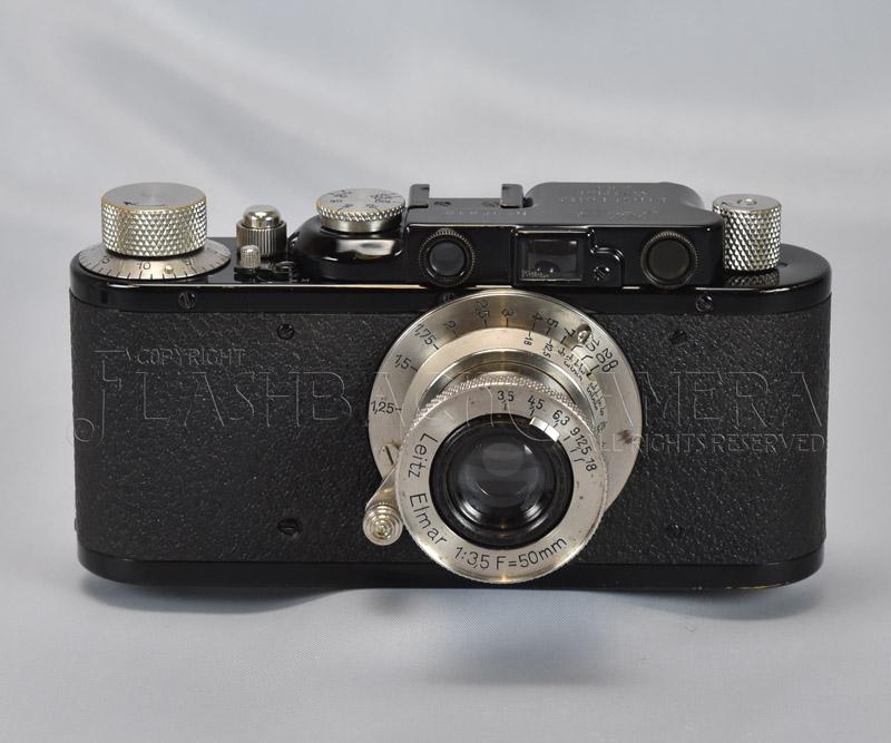 ライカ DII + エルマー 50mm f3.5 Leica  Elmar