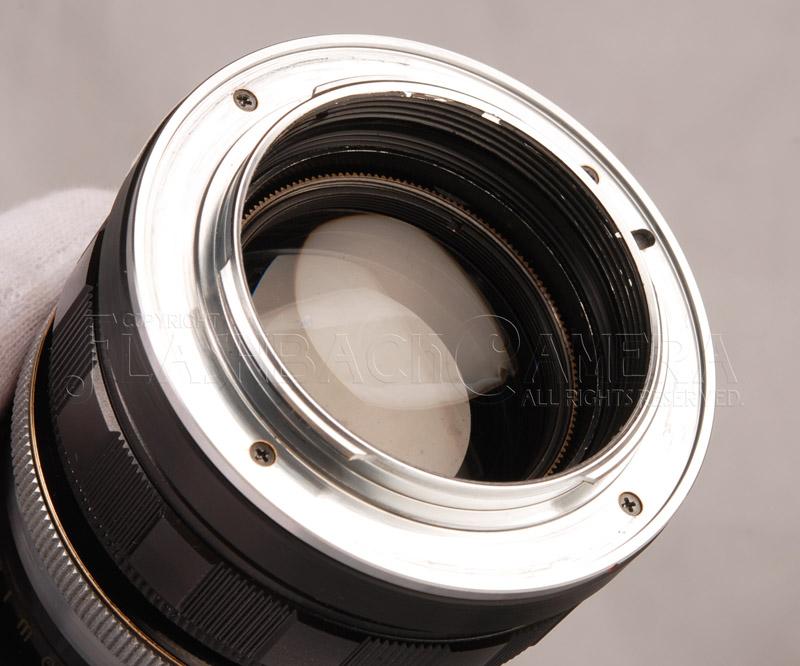 ヒューゴメイヤー プリモプラン 80mm f1.9 (F改) Hugo Meyer Primoplan