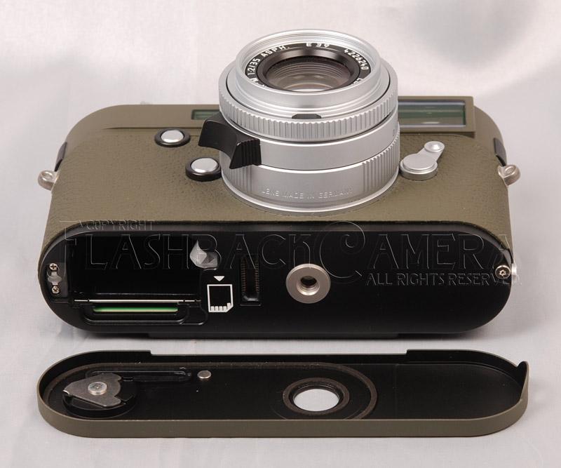 ライカ M-P サファリ + ズミクロン-M 35mm f2 ASPH Leica M-P Safari + Summicron-M