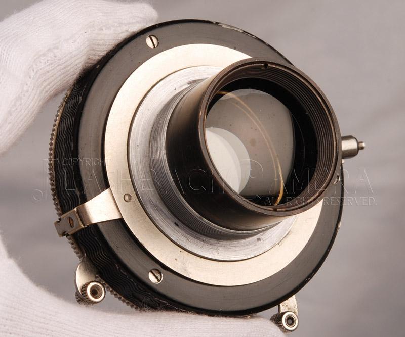クラインビルド・プラズマット 70mm f2.7 Kleinbild-Plasmat (M改)