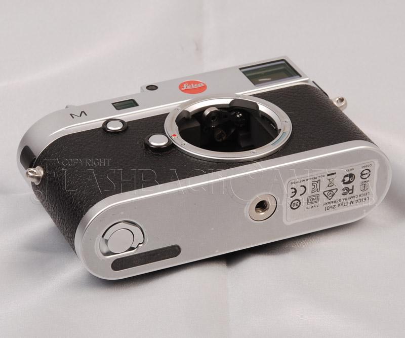 ライカ Leica M Typ 240 Chrome