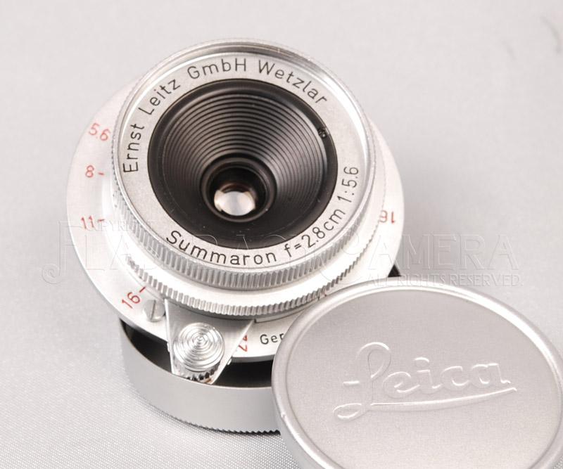 ズマロン Summaron 28mm f5.6 (L)