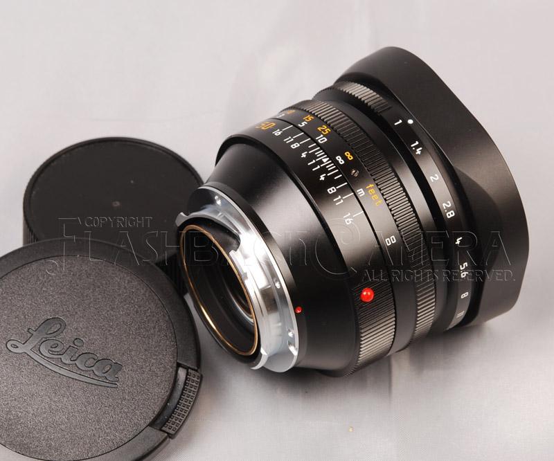 ノクティルックスーM 50mm f1 (M) E60 Noctilux-M
