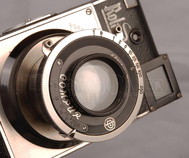 ローランド Roland w/ Kleinbild Plasmat 70mm f2.7