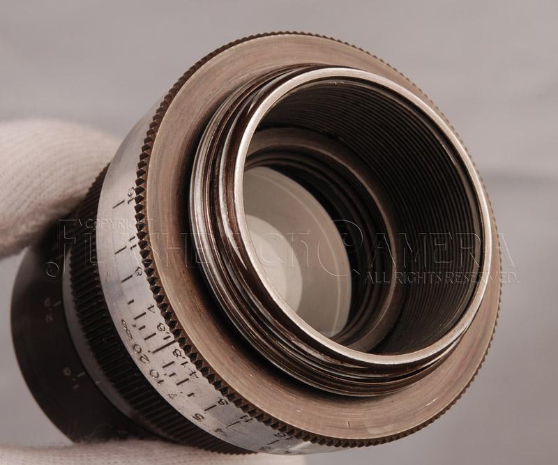 アンジェニュー 50mm f1.8 Lマウント Type S1 Angenieux フルOH済