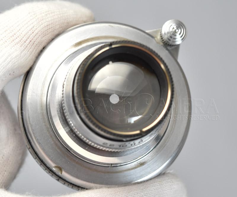 Hugo Meyer Makro-Plasmat 50mm f2.7 (L改)