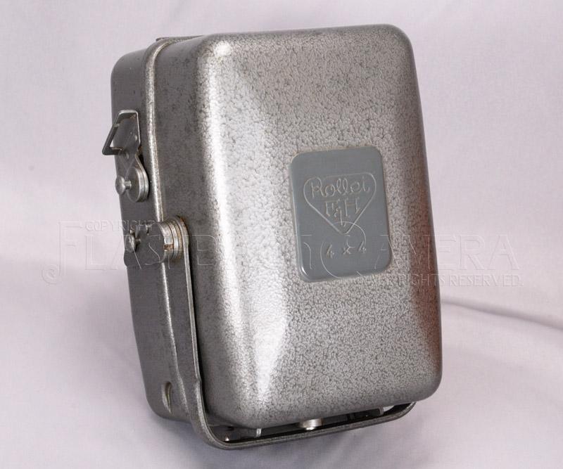 Rolleiflex 4x4 Tropical Metal Case